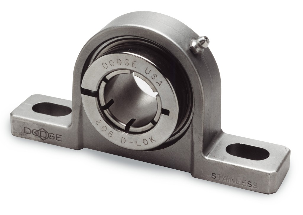 Mounted Ball Bearings P2B-DLEZ-108-SHCR