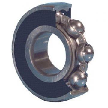 Single Row Ball Bearings 6010 2RS C3