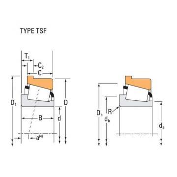 Tapered Roller Bearings 854-B